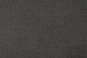 Black non-woven fabric texture