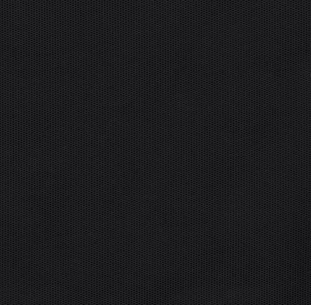 black nylon mesh - mesh textile stock photos and pictures
