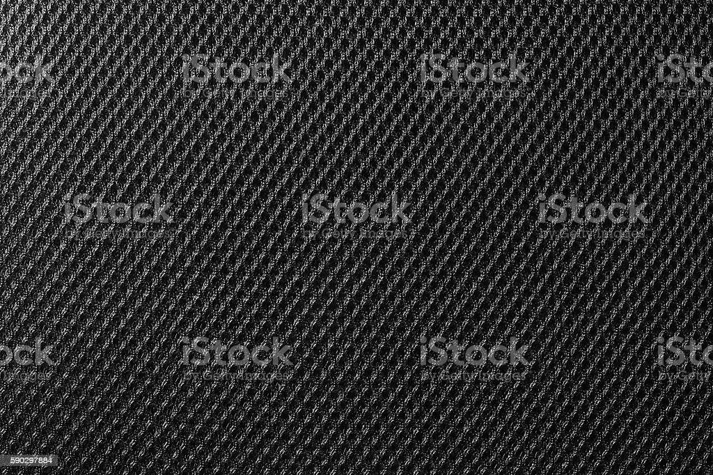 Black Nylon texture pattern or nylon background. royaltyfri bildbanksbilder