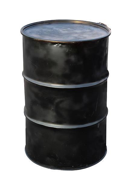 barrel Öl – Foto