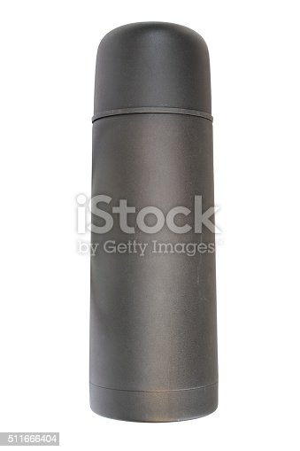 istock black old thermos flask 511666404