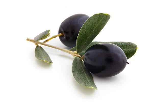 schwarze oliven. - schwarze olive stock-fotos und bilder