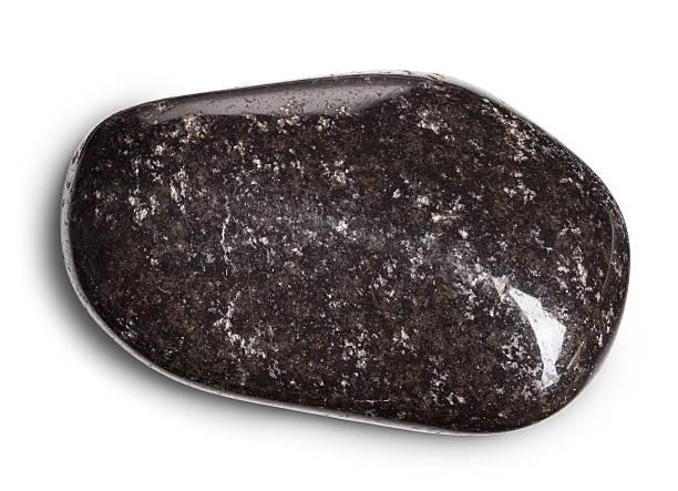 Black onyx stone - Photo