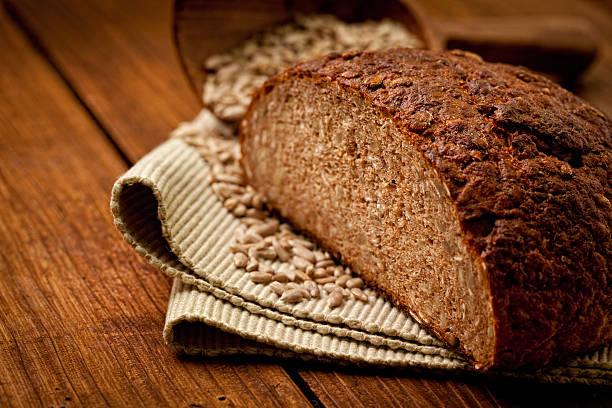 black organic spelt bread loaf black organic spelt bread loaf spelt stock pictures, royalty-free photos & images
