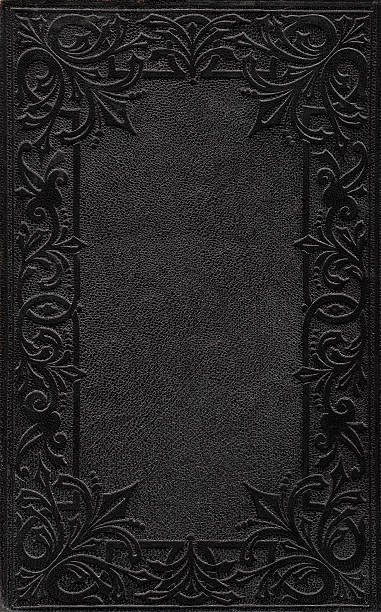 Book Cover In Black ~ Royalty free book cover texture pictures images and stock