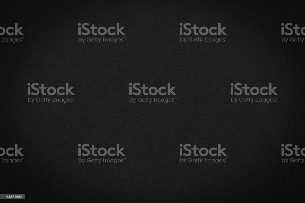 Black paper background or texture stock photo