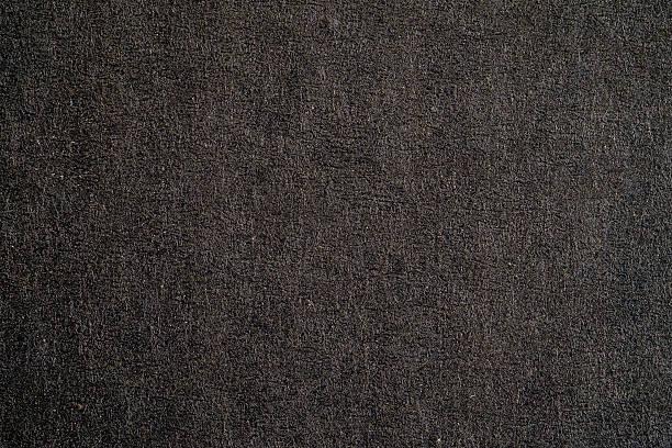 Black paper cardboard texture stock photo