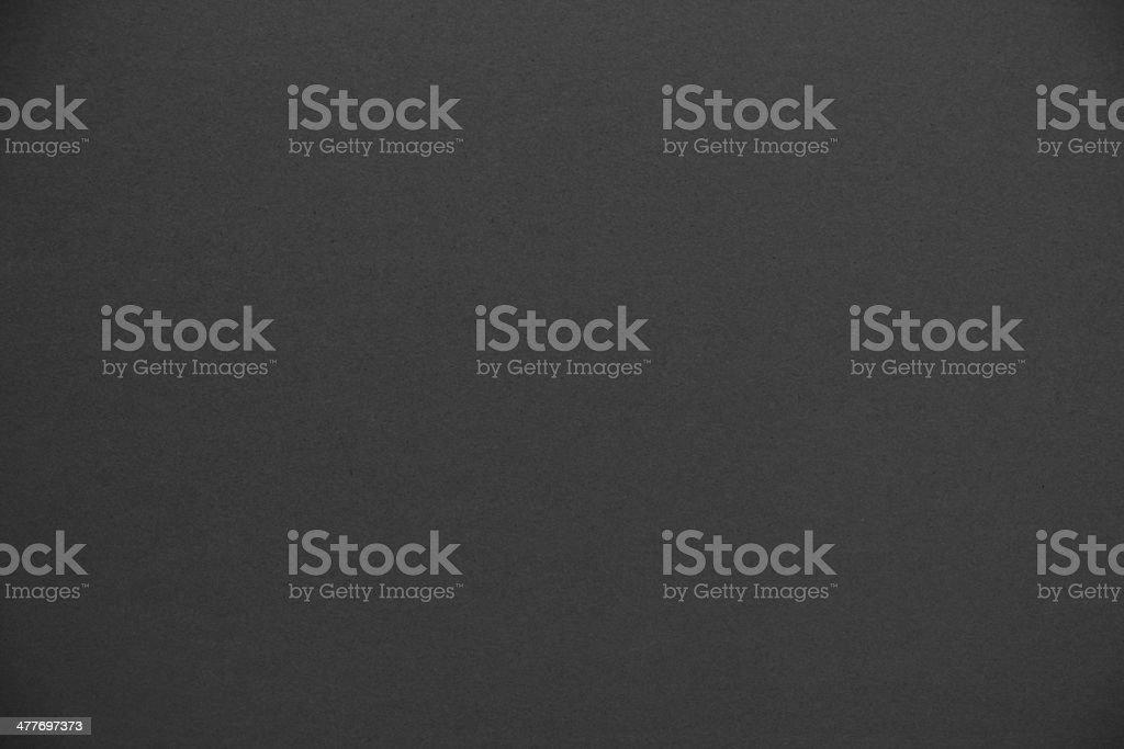 black paper surface