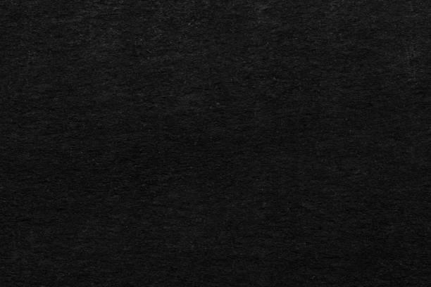 Black paper texture background stock photo