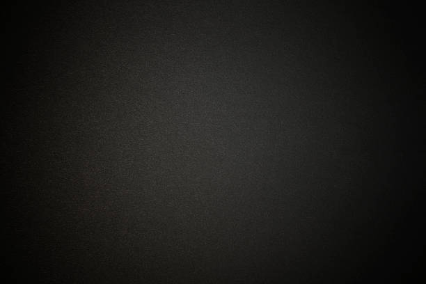 black paper texture background with spotlight - black background stock pictures, royalty-free photos & images