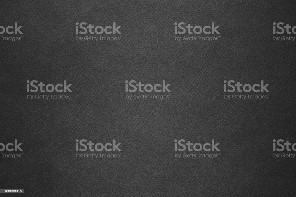 Black paper texture. stock photo