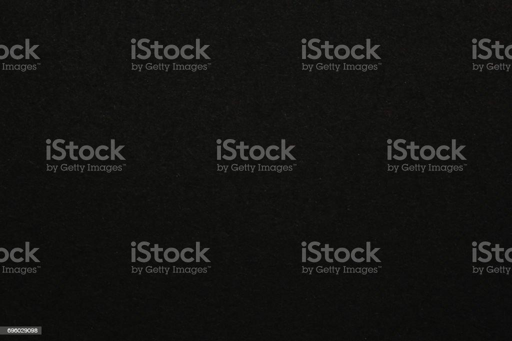 Black paper texture stock photo