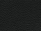 istock Black paper with embossed leather texture background 1218980133