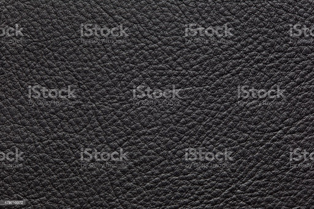 Black Pebbled Leather Stock Photo Download Image Now Istock