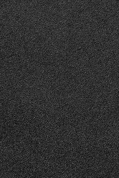 sfondo nero di plastica - gommapiuma foto e immagini stock