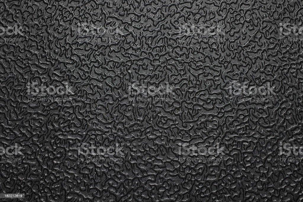 (XXXL) Black Plastic Pattern stock photo