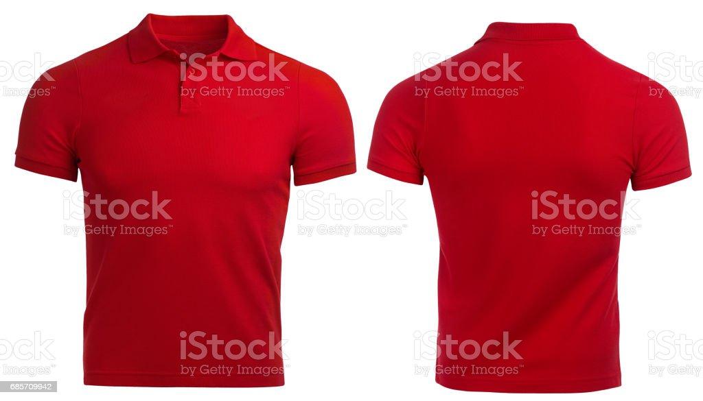 Black Polo shirt, clothes royalty-free stock photo