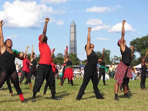 black power salute - black power 個照片及圖片檔