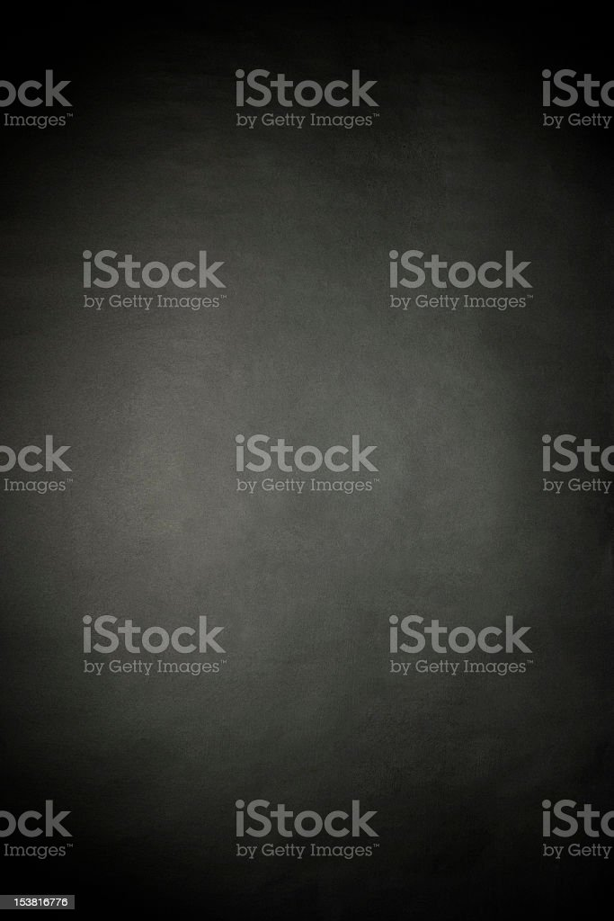 Black rice paper background with spotlight stock photo