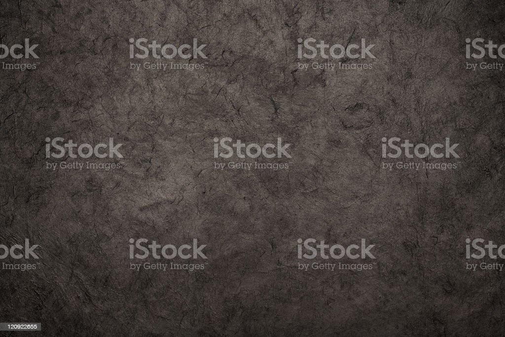 Black rice paper texture background stock photo