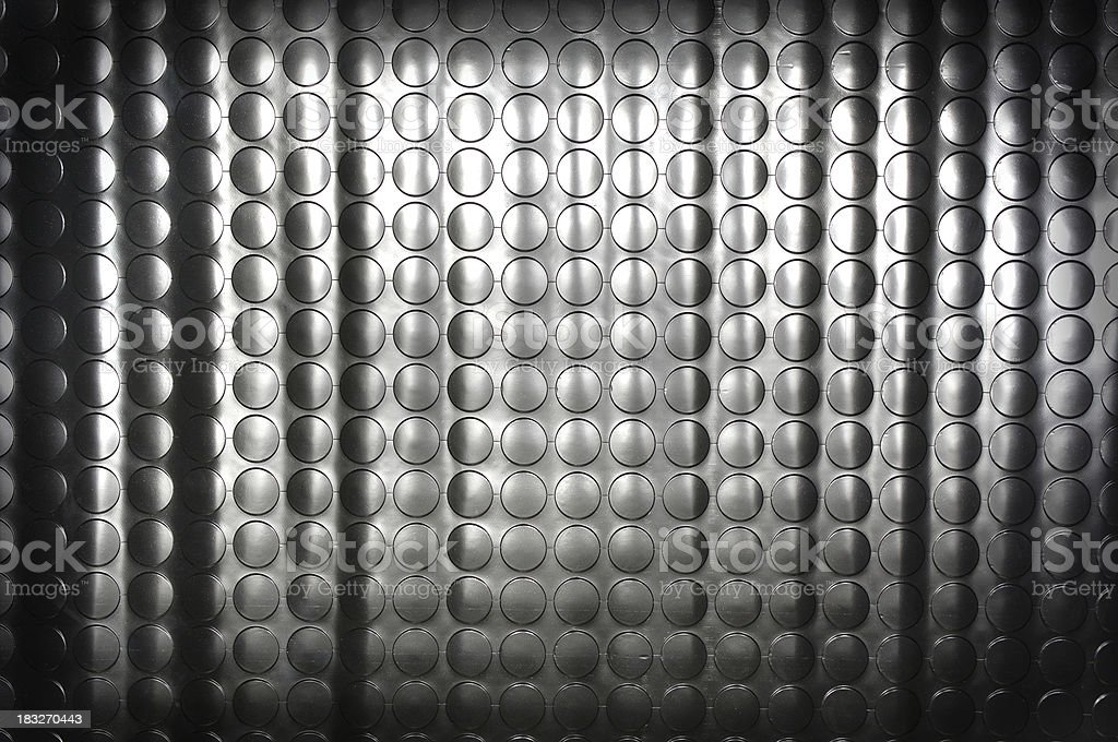 black rubber dots royalty-free stock photo