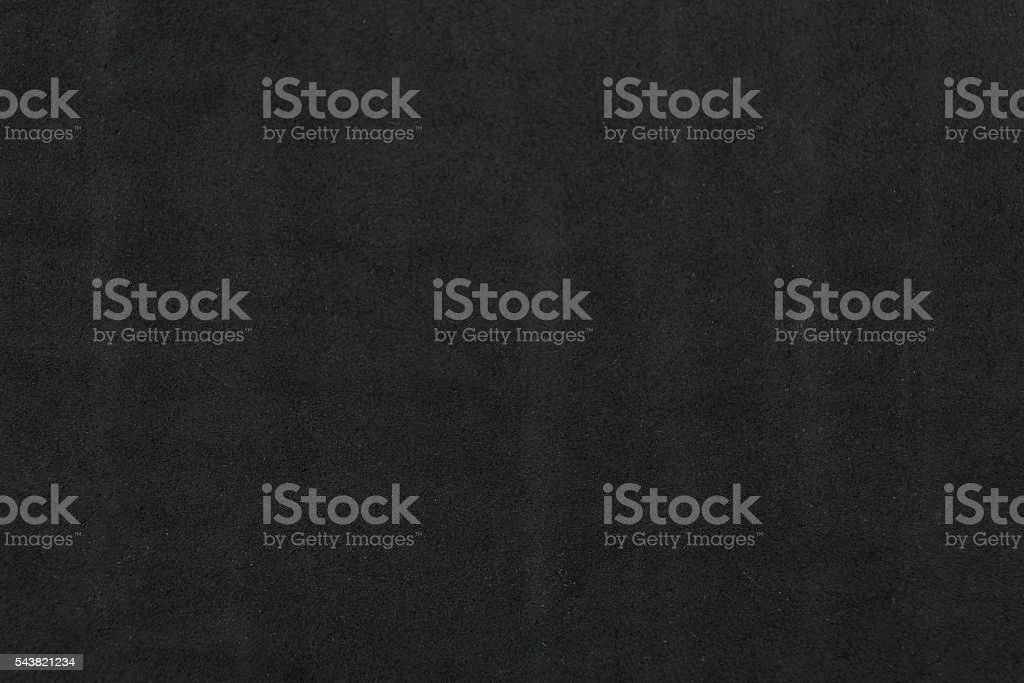 black rubber foam texture stock photo