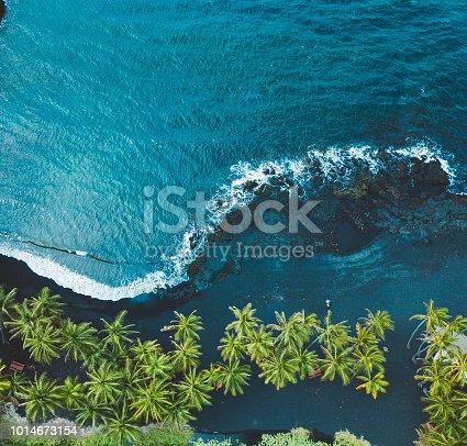 The Turtle Bay of The Big Island of Hawai'i