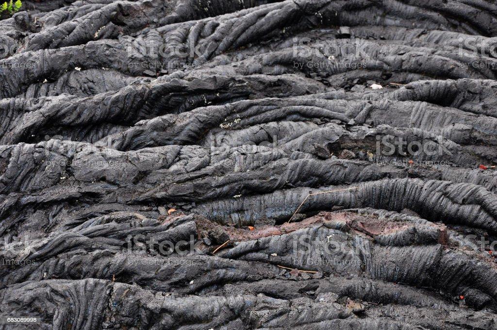 Black sand beach foto de stock royalty-free