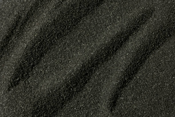 black sand still like black sand stock pictures, royalty-free photos & images