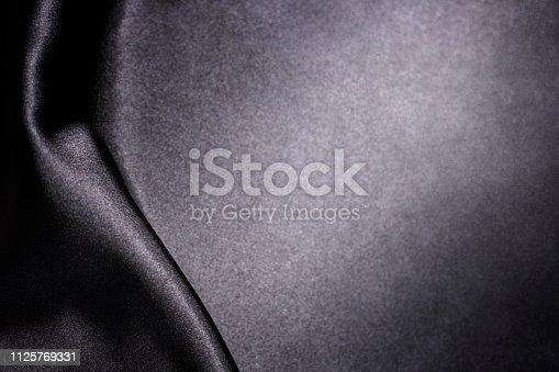 682260934istockphoto Black satin background 1125769331