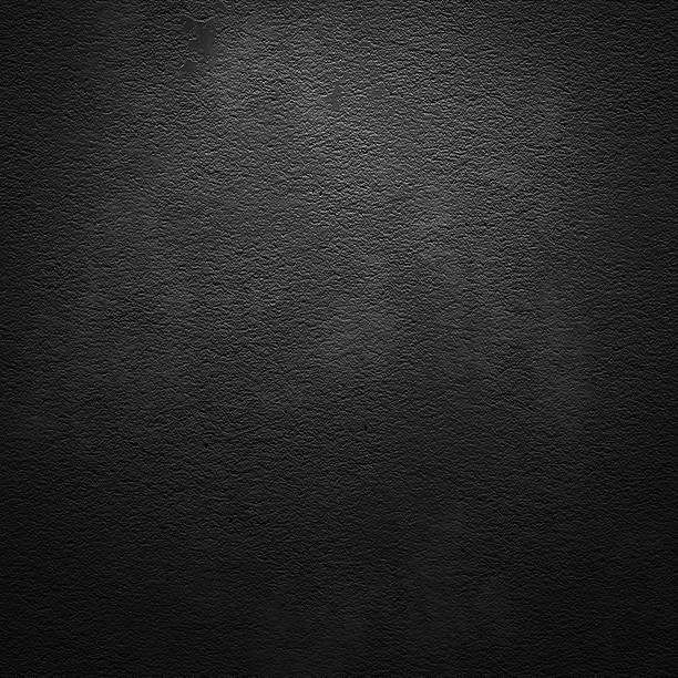 Black scratched grunge wall stock photo