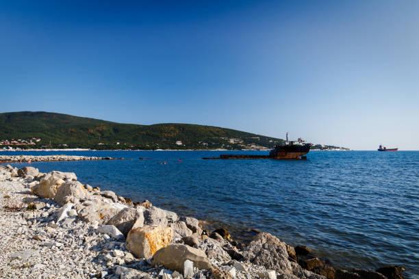 黒海沿岸、kabardinka - クラスノダール市 ストックフォトと画像