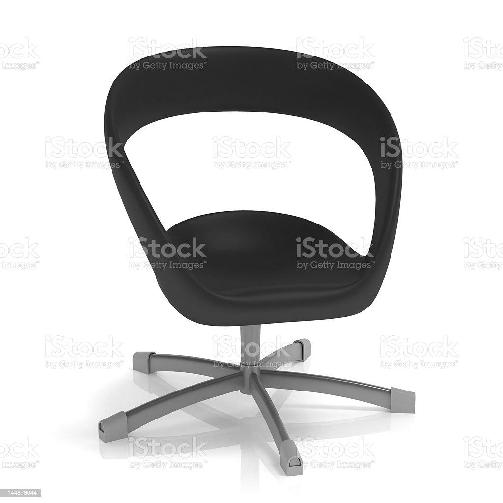 Black Seat Nut royalty-free stock photo