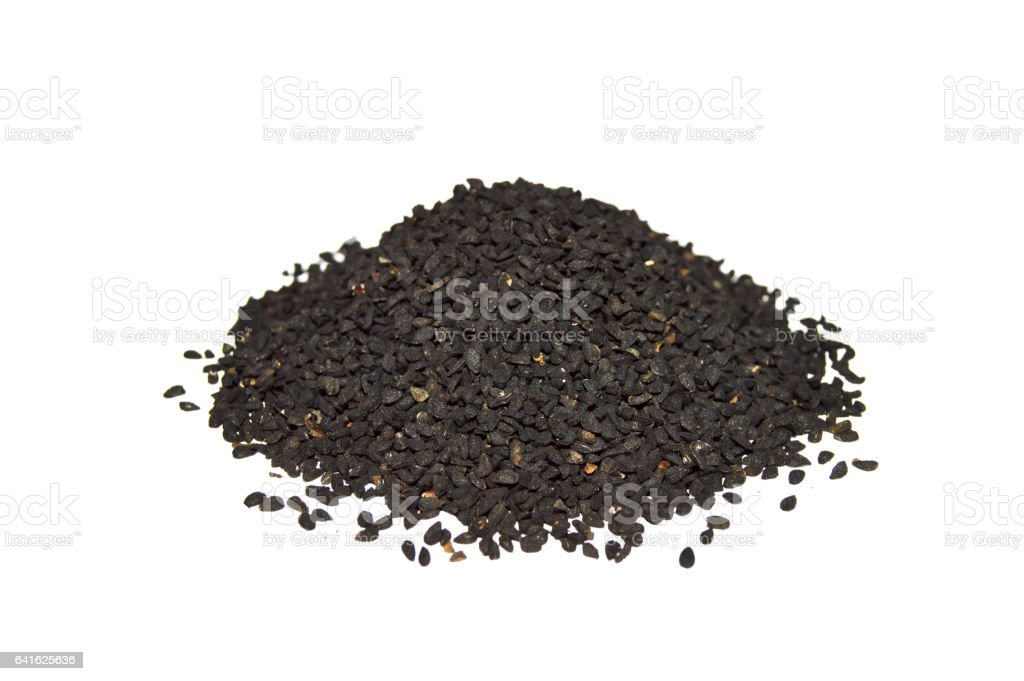 black sesame pictures stock photo