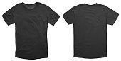 istock Black Shirt Design Template 1174311745