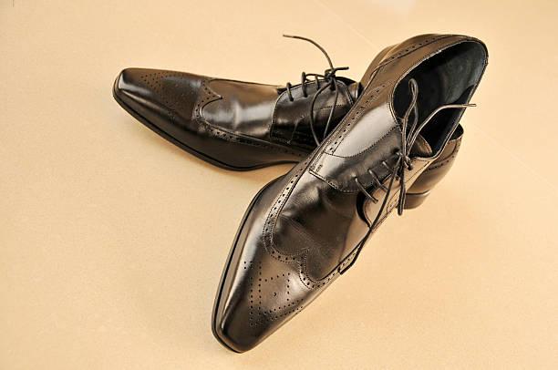 Schwarze Schuh – Foto