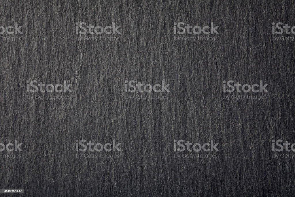 Black Slate Background stock photo