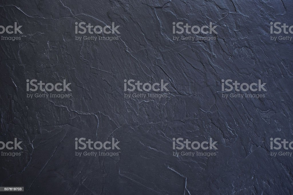Black slate background stock photo