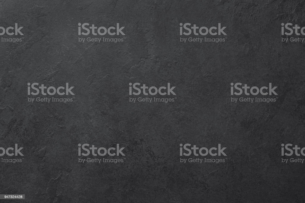 Black slate or stone texture background stock photo
