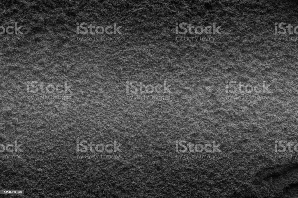 black slate stone background or texture - Royalty-free Abstract Stock Photo
