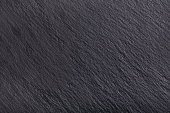 istock Black slate stone background 862231026