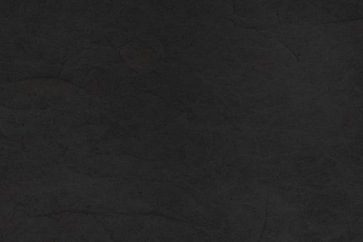 Black Slate Stone Tile Background Granite Texture Closeup Stock Photo - Download Image Now - iStock