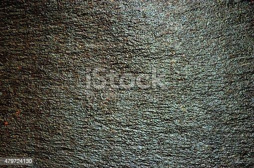 istock Black Slate Texture 479724130