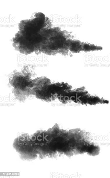 Photo of Black smoke