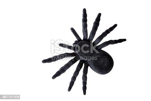 istock black spider toy 667107428
