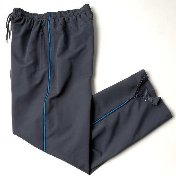 schwarz sport hose, jogginghose - sweatpants stock-fotos und bilder