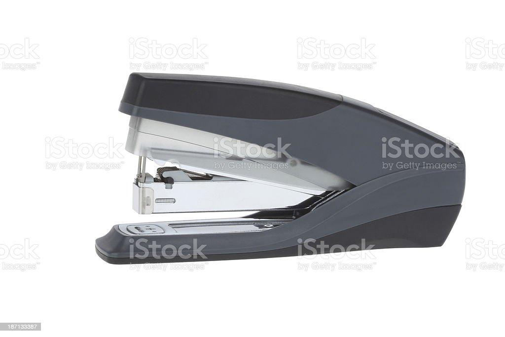 Black Stapling Machine royalty-free stock photo