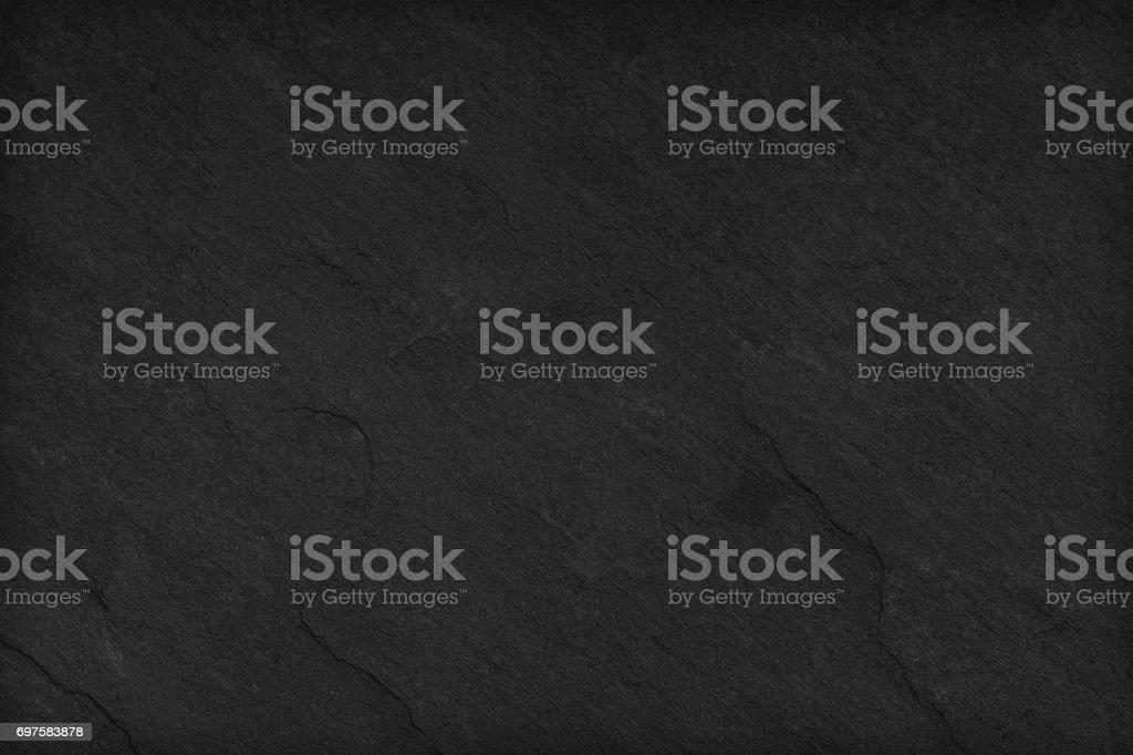Fundo de pedra preta. Textura cinza escura perto elevado padrão de qualidade pode ser usada em branco para o projeto. Espaço de cópia - foto de acervo