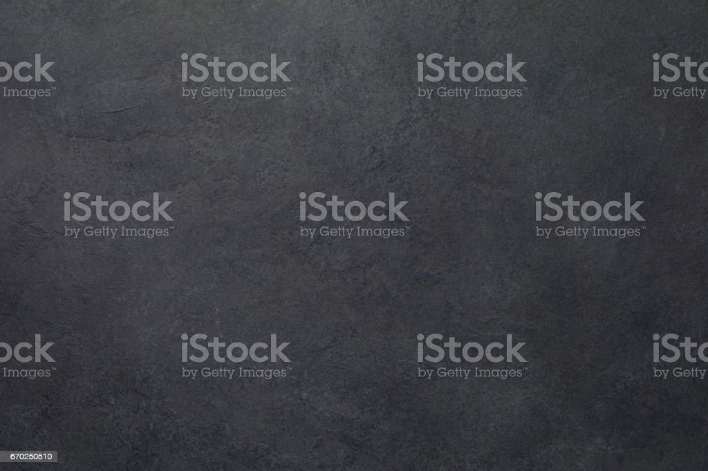 Black stone background - foto stock