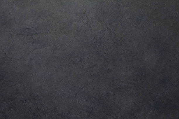 Fond de pierre noire - Photo